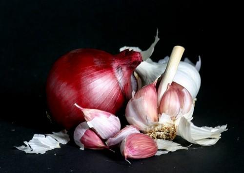 Obat Herbal Diabetes - Bawang Putih dan Bawang Merah