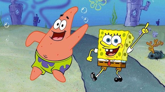 Akankah Spongebob dihapus ?