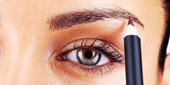 Cara menebalkan alis mata secara alami