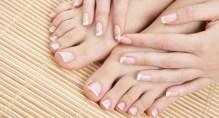 Cara merawat kuku kaki